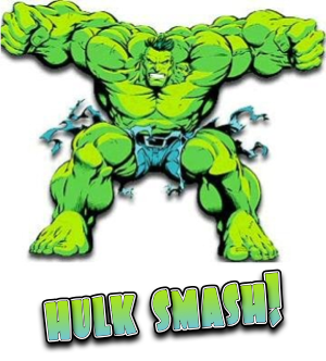 Hulk Smash