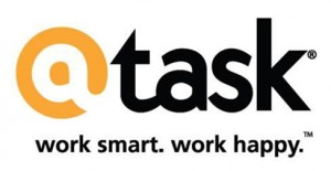 PM Software Visionaries - At Task Logo