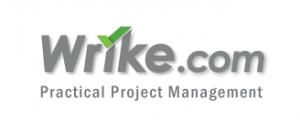 PM Software Visionaries - Wrike Logo