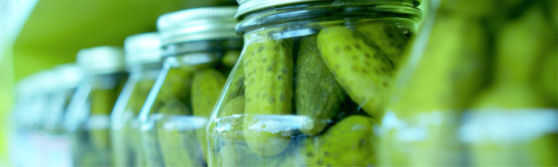 Don't be a jar of pickles to a hiring manager.