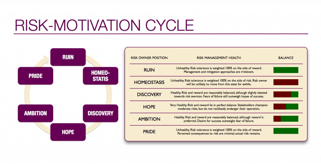 Risk Motivation Cycle