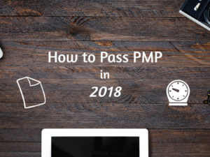 How to Pass PMP on First Attempt